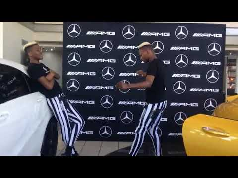 Limpopo boys performance live @ Mercedes Benz