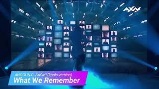 ANGGUN C SASMI NYANYI DANGDUT what we remember