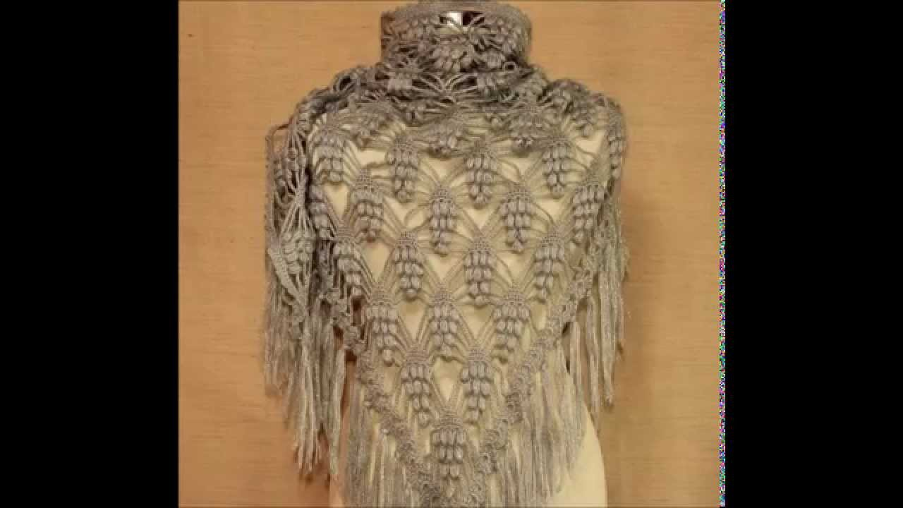 How to crochet a shawl free pattern youtube bankloansurffo Image collections