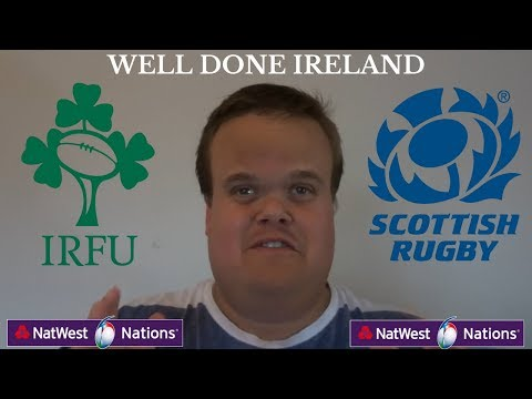 Ireland vs Scotland RECAP: Six Nations 2018   Gareth Mason