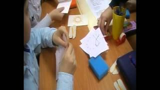 Урок в музее Кузнецовой А.В.