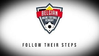 Le Standard vous présente la Belgian Online Football Academy