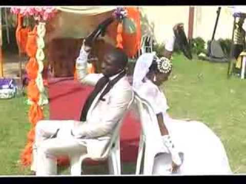 Surprise Game at my wedding by Nigeria's 1st couple MC's