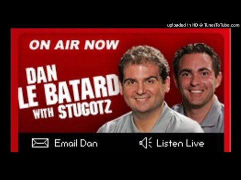 Dan Lebatard & Stugotz - The Decision! (First half) 7/9/2010
