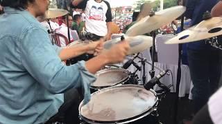 BoomeranG - Bawalah Aku (drum Cam) | Faried Badjeber | @ Sinjai,22 Juni 2018