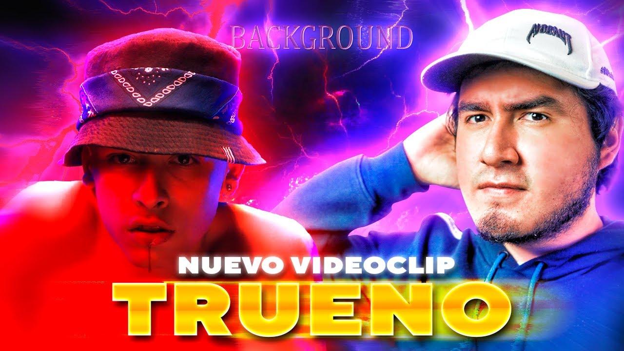 NO ENTIENDO NADA DE ESTO   Trueno - Background (Video Reacción)