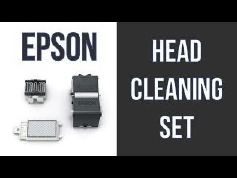 Epson Print Head Cleaning Kit for EPSON Surecolor F Series DTG Printer