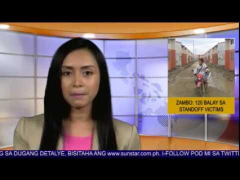 Zambo: 120 balay sa standoff victims