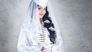 Национальное свадебное платье (Свадьба в Дагестане)
