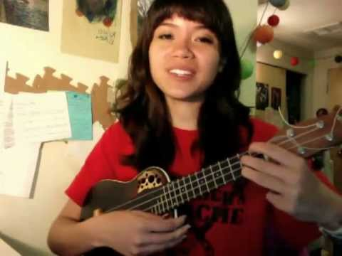Oh Fionna from Adventure Time! ukulele