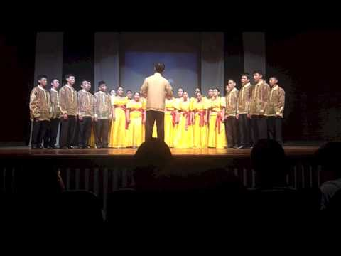 Manila Science High School Chorale - Voices in Harmony 2011 Eliminations (HD)