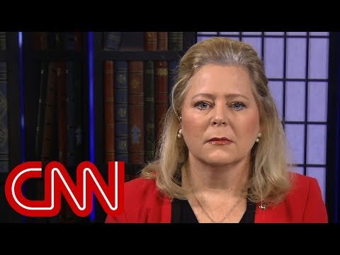 Roy Moore spokeswoman's interview with Anderson Cooper