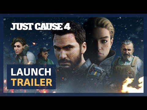 Just Cause 4 Official Launch Trailer