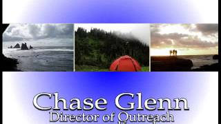 Chase Glenn Director of Outreach for Gray Wolf Ranch