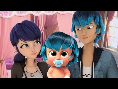 Lukanette have A BABY ? [ Spoilers Alert ] Luka and Marinette love story