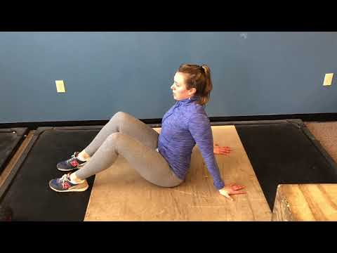Thoracic Mobility Series: Step 4 Bilateral Table Top