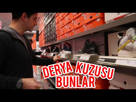 NİKE OUTLET GEZDİK,