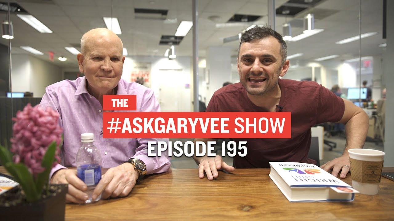 Bob Wright, Nonprofit Marketing & Fundraising: #AskGaryVee Episode 195