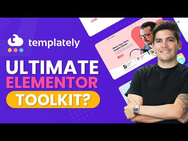 Templately - The New Elementor & Gutenberg Cloud [500 Free Elementor Templates]