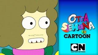 Bigote  | Otra Semana en Cartoon | S04 E12 | Cartoon Network
