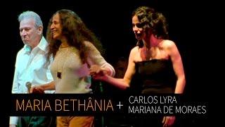 """Maria Bethânia, Carlos Lyra e Mariana de Moraes - """"Primavera"""" (Ao Vivo) - Noite Luzidia"""