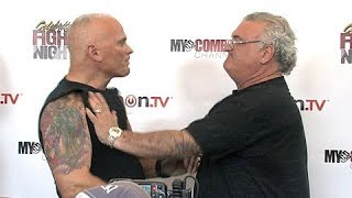 Joey Buttafuoco And Amy Fisher's Hubby Get Into A Fist Fight! [2011]