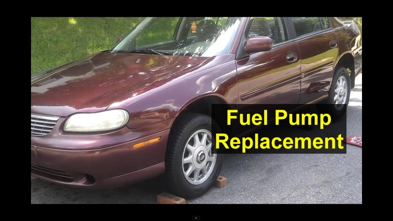 Chevrolet Malibu Fuel Pump Replacement