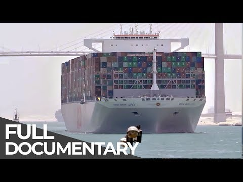 World's Biggest Containership | Mega Transports | Free Docum