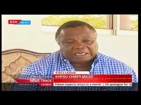 COTU Sec-Gen Francis Atwoli reacts to Industrial court's sentence on KMPDU officials