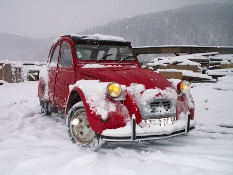 Citroen 2cv: from scrap to star - complete restoration from scratch
