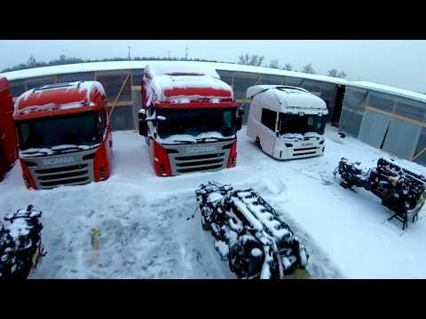 Разборка грузовиков Скания. Специализированная компания про продаже запчастей на тягачи Скания