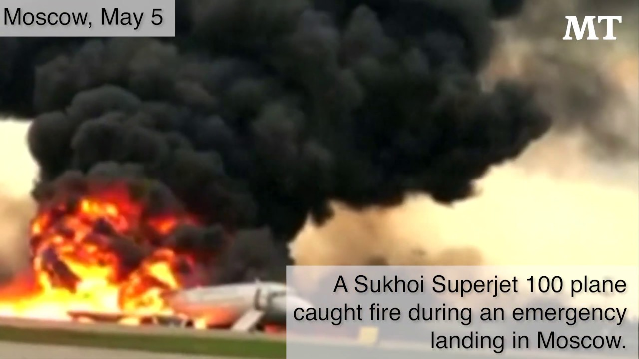 What We Know About the Deadly Aeroflot Superjet Crash