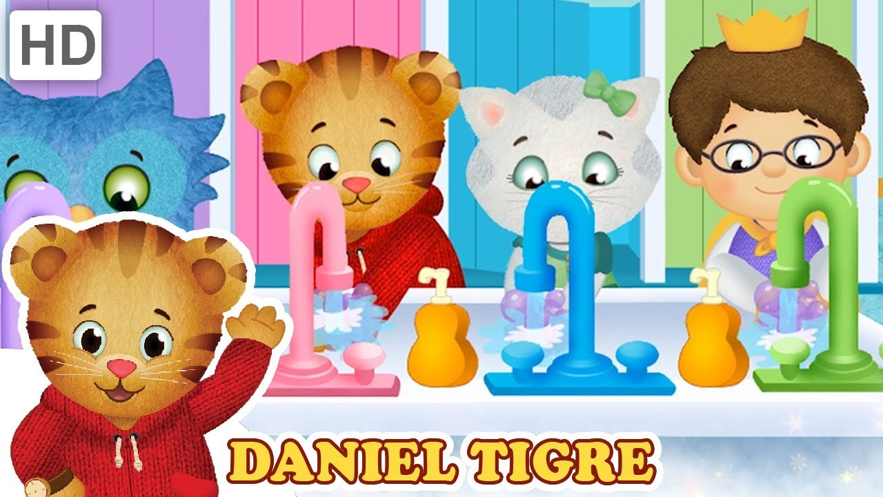 Daniel Tigre Em Portugues Cancoes Da 1ª Temporada Parte 3