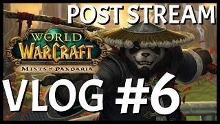 World of Warcraft Vlog | Leveling Stream #5 Recap