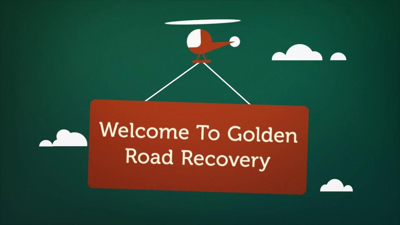 Golden Road Addiction Treatment Center in San Fernado Valley, CA