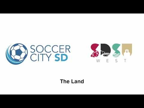 SoccerCity vs SDSU West - The Land