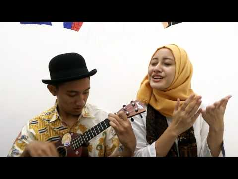 Senandung Maaf (Ukulele Cover) - Riza & Jasmine