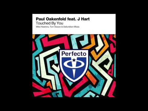 Paul Oakenfold Feat. J Hart - Touched By You (Tom Swoon Remix) (Cover Art) OUT NOW