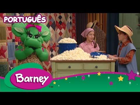 Barney Brasil - Episódio Compilação (1 Hora)