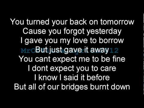 Maroon 5 Ft. Wiz Khalifa - Payphone (Lyrics) *HQ AUDIO*