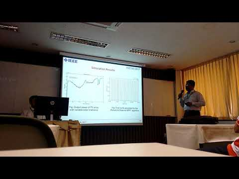 IEEE Paper Presentation At Asian Institute Of Technology