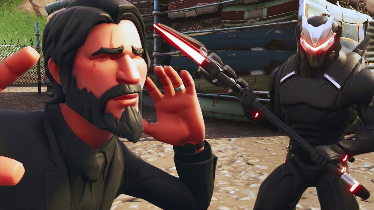 John Wick is the New Noob | Fortnite Short Film