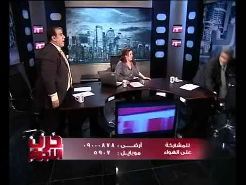 Видео: Арабская разборка в прямом эфире с применением мебели