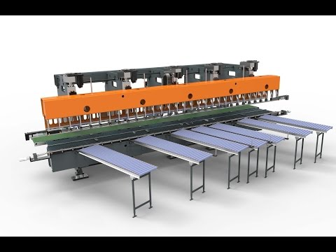 86 WEMOMACHINES: Roller Shutter Boxes: Smart rolling, press braking and bending