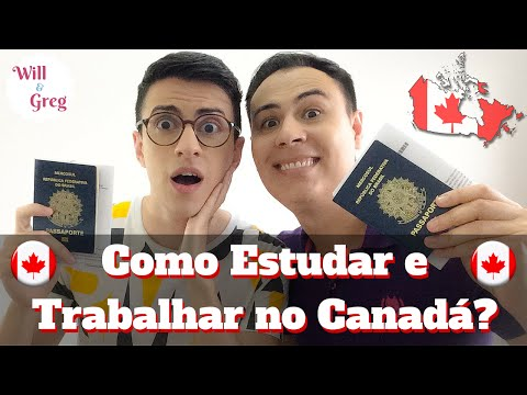 COMO SAIR DO BRASIL PARA ESTUDAR E TRABALHAR NO CANADÁ? Intercâmbio Vancouver   Tudo Sobre O Canadá