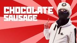 Chocolate sausage, The Slav budget dessert - Cooking with Boris