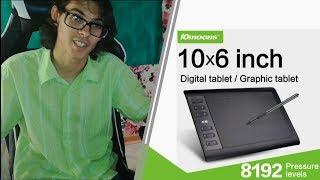 10moons Графический планшет. Обзор графического планшета