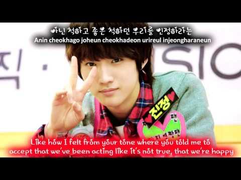B1A4 Good Love [Eng Sub + Romanization + Hangul] HD