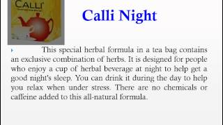 Calli and Fortune  Delight  herbal Cleansing Teas