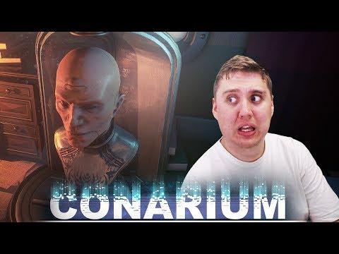 Мрачный приключенческий хоррор Конариум! Conarium - Первый взгляд и Обзор